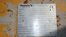 2001 Haulotte COMPACT 10