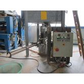 Briquetting press with Filter p