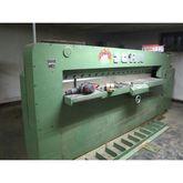Veneer guillotine John 2600 mm