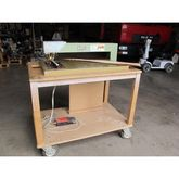 1990 Veneer glueing machine Hau