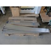 Used Gate saw blades