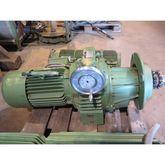 Regelbarer Getriebemotor LENZE