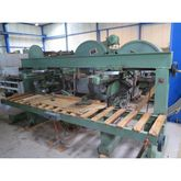 Automatic double cross cut saw