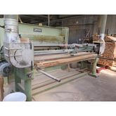 Long band sanding machine Bütfe