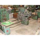 Double cross cut saw Rapid for