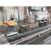 Kantenbearbeitungsmaschine Fran