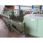 Profile sanding machine Heesema