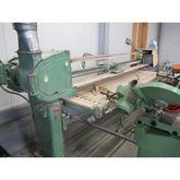 Long belt sanding machine Heese