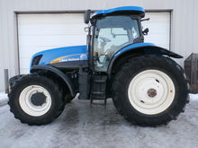 2008 New Holland Tracteur N.H.