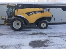 2004 New Holland CR960