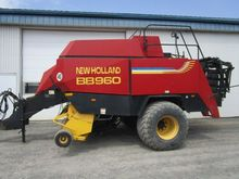 2002 New Holland PRESSE BB960