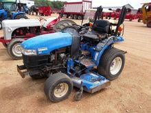 2001 New Holland TC21D
