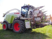 2008 CLAAS 980