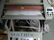 2005 Matrix Duo Laminator 460