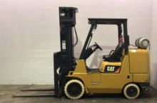 Used Caterpillar GC45K Forklift for sale | Machinio