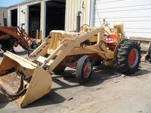 Case 530CK Rigid Backhoes