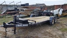 2005 Bri-Mar Utility Trailer
