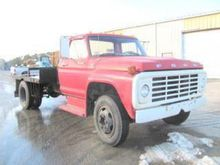 1974 Ford F5 Commercial Vehicle