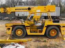 Used 2000 BRODERSON