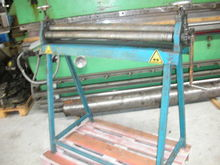 Plate rolling machine Mechhanis