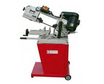 ZBS 128 HDR Metal Band Saw Adju
