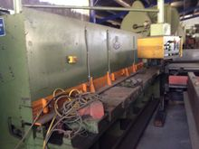 ETH NC Hyd. Shearing machine 40