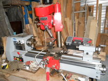 DM-BB25-3 / 700 Lathing machine