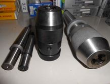 Bohr cone drill chucks, mandrel