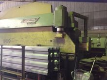 Gasparini Hyd. Press brake to 1