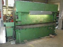 Schmelzer 80 tons, Hyd. 3000 mm