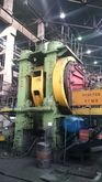 K8544 2500t Hot Forging press