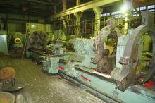 Heavy Duty Lathe Skoda SRM-1250