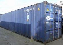 45' cargo container