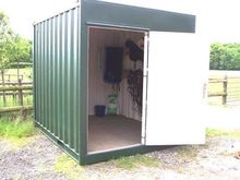 Custom size cargo container
