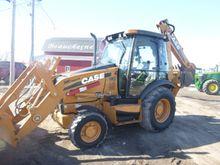 Used 2012 Case 580SN