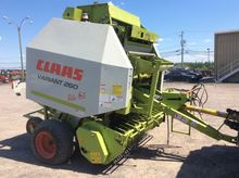 2003 Claas Variant 260 RotoCut