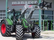 2015 Fendt 720 Profi Plus