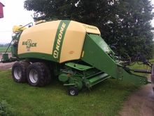 2011 Krone 890 Big Pack Max Flo