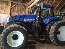 2015 New Holland T8-350