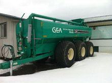 2012 GEA Houle 4300 gallons