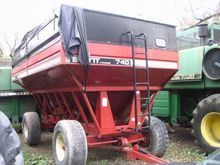 Used Agritec 640 in