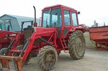 Used Belarus 820 in