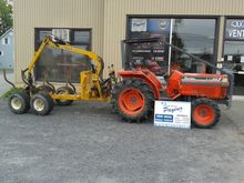 Used Kubota in Québe