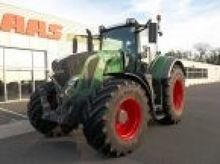 Used 2015 Fendt 824