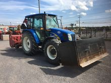2012 New Holland T6030 plus