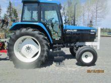 1996 New Holland 6640 SLE