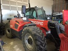 2008 Manitou MLT735-120 LSU PS