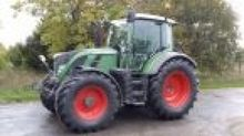 Used 2014 Fendt 514