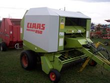 Used Claas ROLANT 25