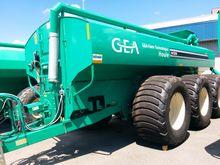 2015 GEA Houle 5250 gal.